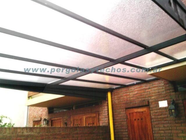 Techos de policarbonato zona oeste techos de policarbonato for Techos de policarbonato para garage