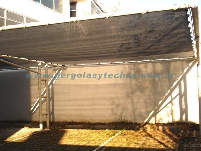 Techos para garages car interior design Fotos de techos para patios