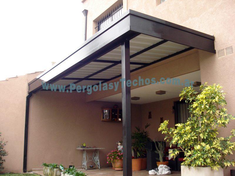 Techado de patios techado de galerias Fotos de techos para patios